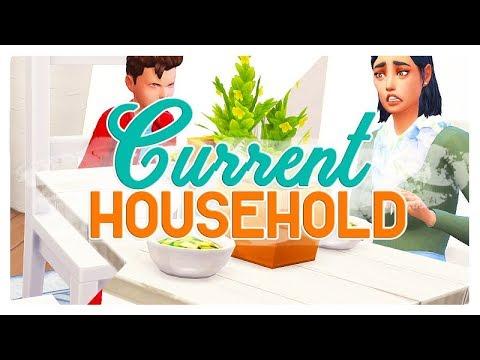 The Sims 4 | Current Household — Una vita complicata. [Gameplay ITA]