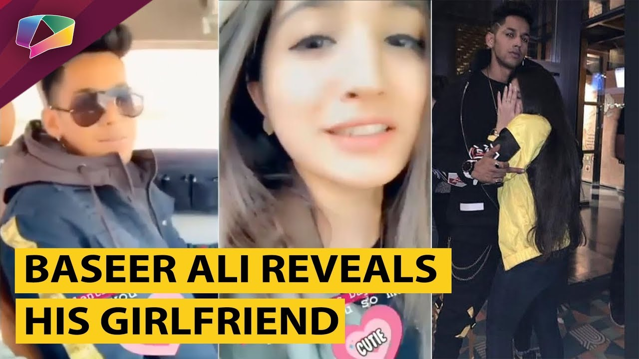 Baseer Ali Finally Reveals His Girlfriend | Find Out Now
