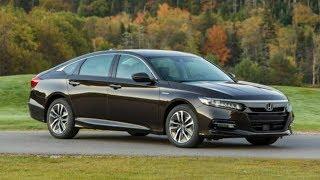 Honda Accord Hybrid 2018 Car Review