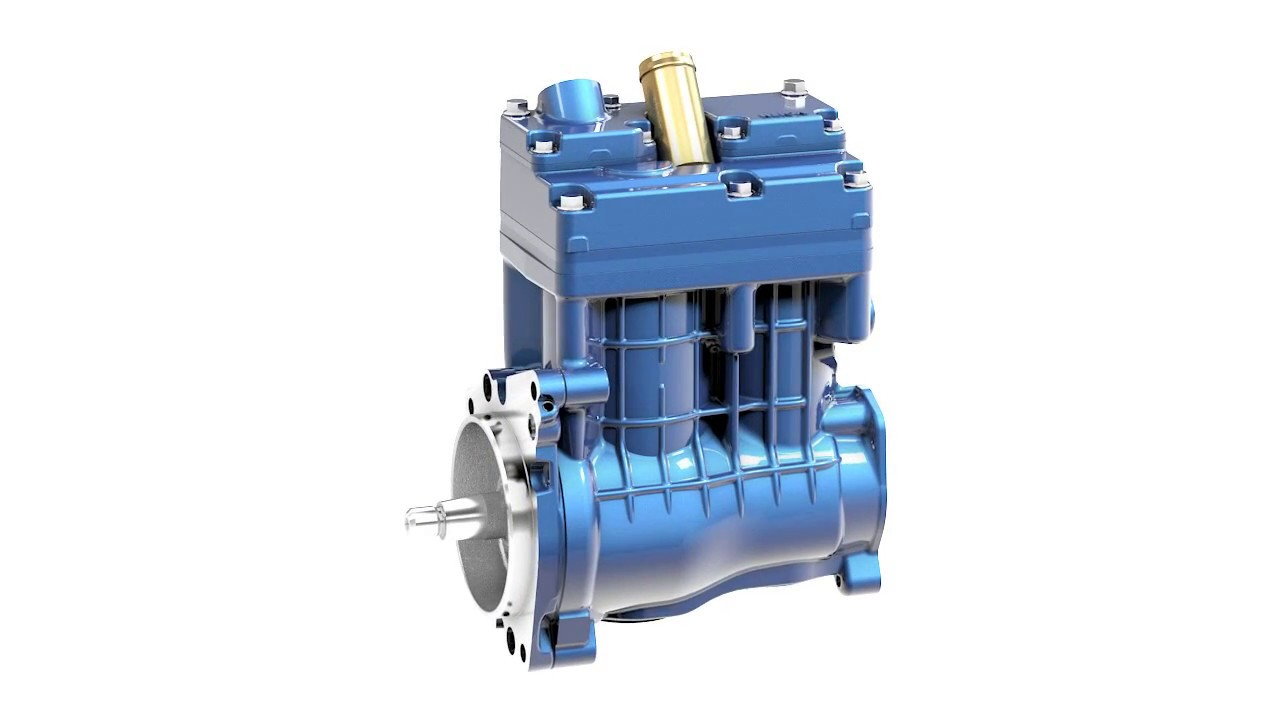 Voith Air Compressors    Volume Diagram