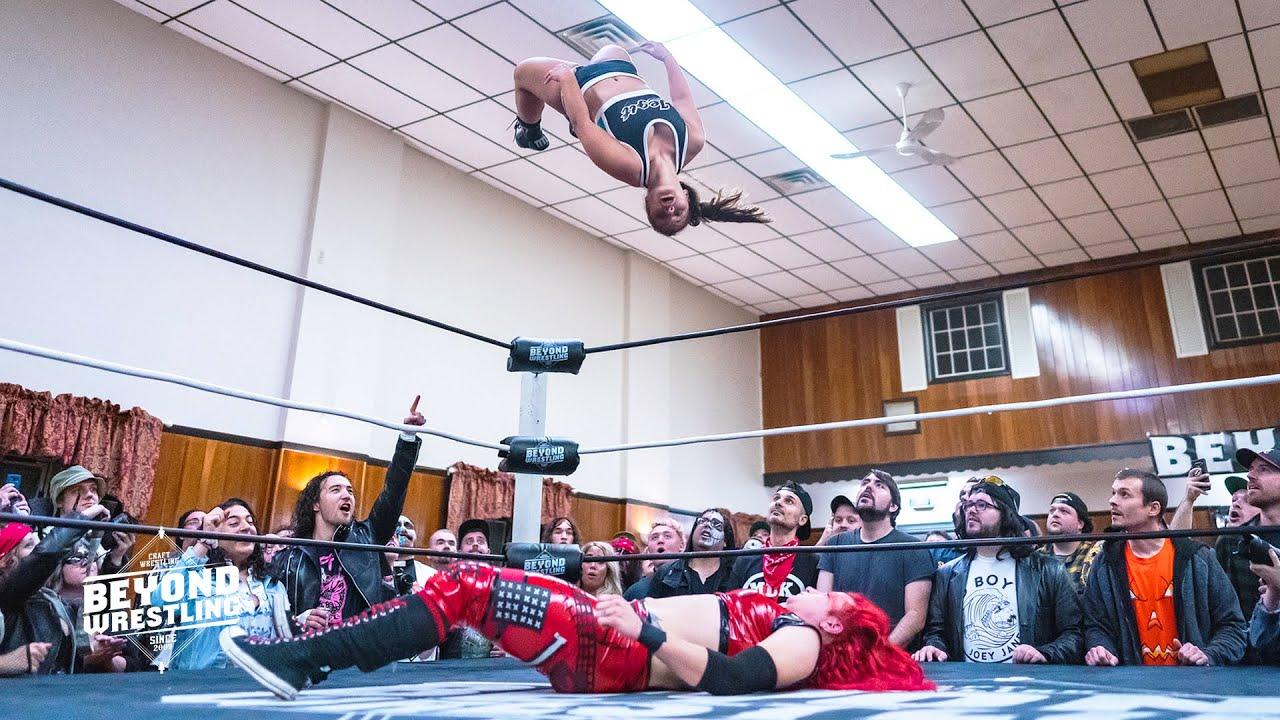 [Free Match] Leyla Hirsch vs. Jody Threat | Beyond Wrestling (Women's, All Elite, AEW Dark, SHIMMER)