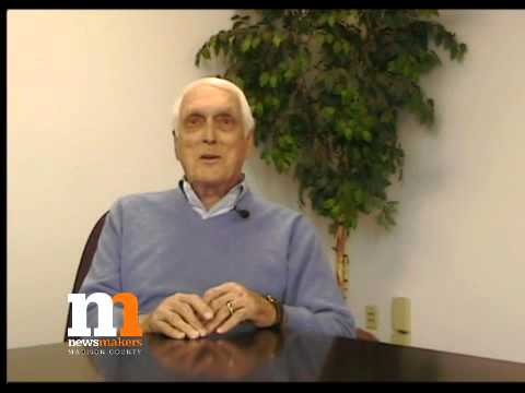 Madison County Newsmakers: Carl Erskine