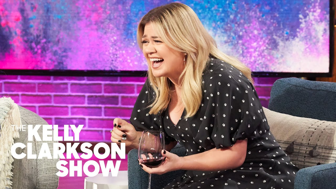 5 Most Hilarious Day Drinking Moments On 'The Kelly Clarkson Show' Feat. Nick Jonas And Kevin Hart