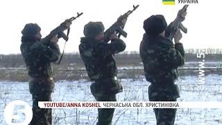 Черкащина прощається з танкістом, який загинув на Донбасі
