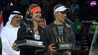 Українка Еліна Світоліна перемогла на  тенісному турнірі серії WTA в Дубаї?>