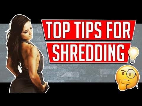 Tips For How to Succeed On The Shred