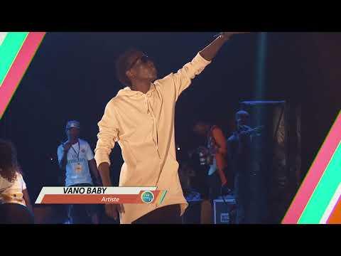 #YelloSummer17 : Concert Vano Baby à Cotonou
