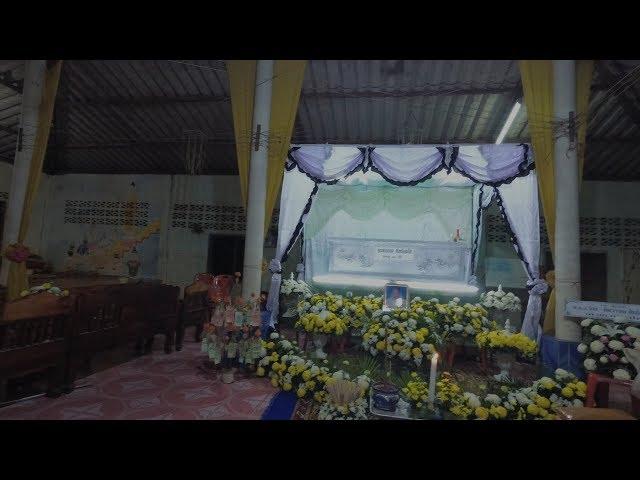 Buddhistische Beerdigung in Thailand • Vlog #59