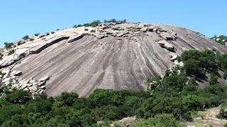 Art Film: Enchanted Rock State Natural Area, TX, USA