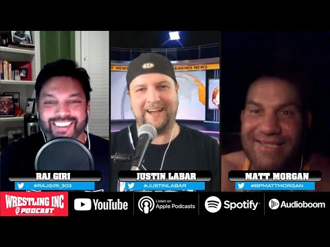 WINC Podcast (9/23): WWE NXT And AEW Dynamite Review With Matt Morgan, Lance Archer - COVID 19
