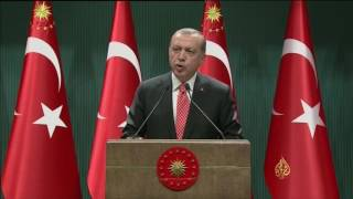 أردوغان: اعتقلنا 13 ألفا بعد الانقلاب