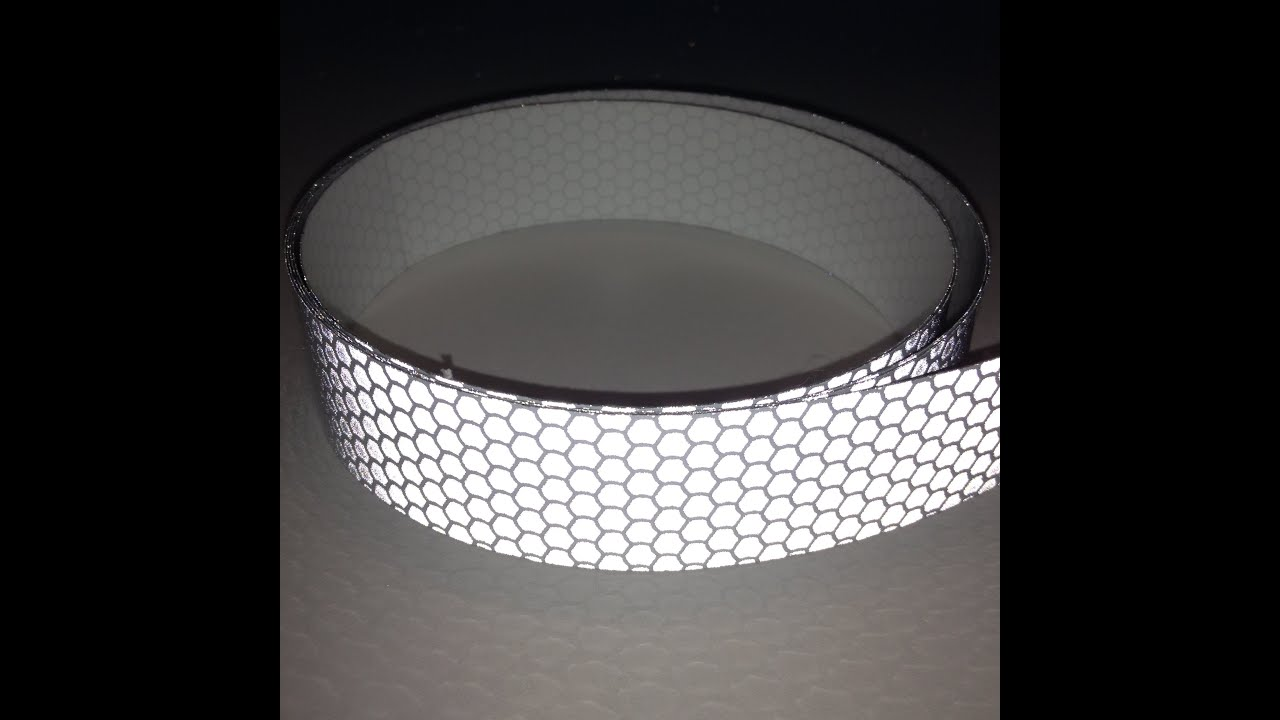 High intensity reflective tape application information and high intensity reflective tape application information and description youtube aloadofball Choice Image