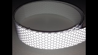High Intensity Reflective Tape: Application Information and Description