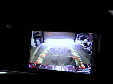 S550 w221 backup camera programmer and display doovi for Mercedes benz glk350 backup camera