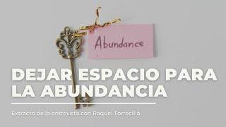 💜 Dejar espacio para la abundancia gracias a nuestra casa