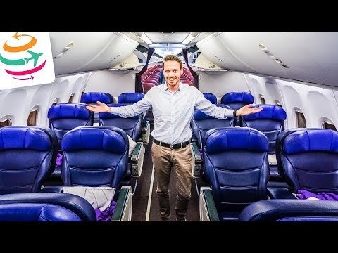 OMG! Die 737-800 Malaysia Airlines Business Class! Tripreport | GlobalTraveler.TV