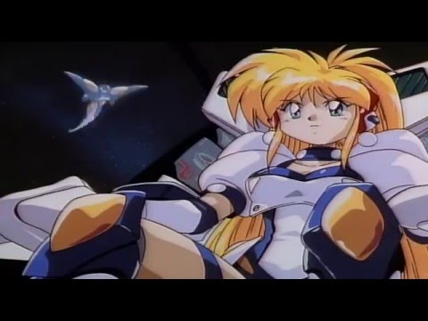 Galaxy Fraulein Yuna Episode 1 English Dubbed
