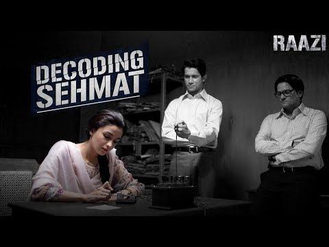 Decoding Sehmat - Making of a spy | Raazi | Alia Bhatt, Vicky Kaushal, Meghna Gulzar | 11 May 2018 thumbnail