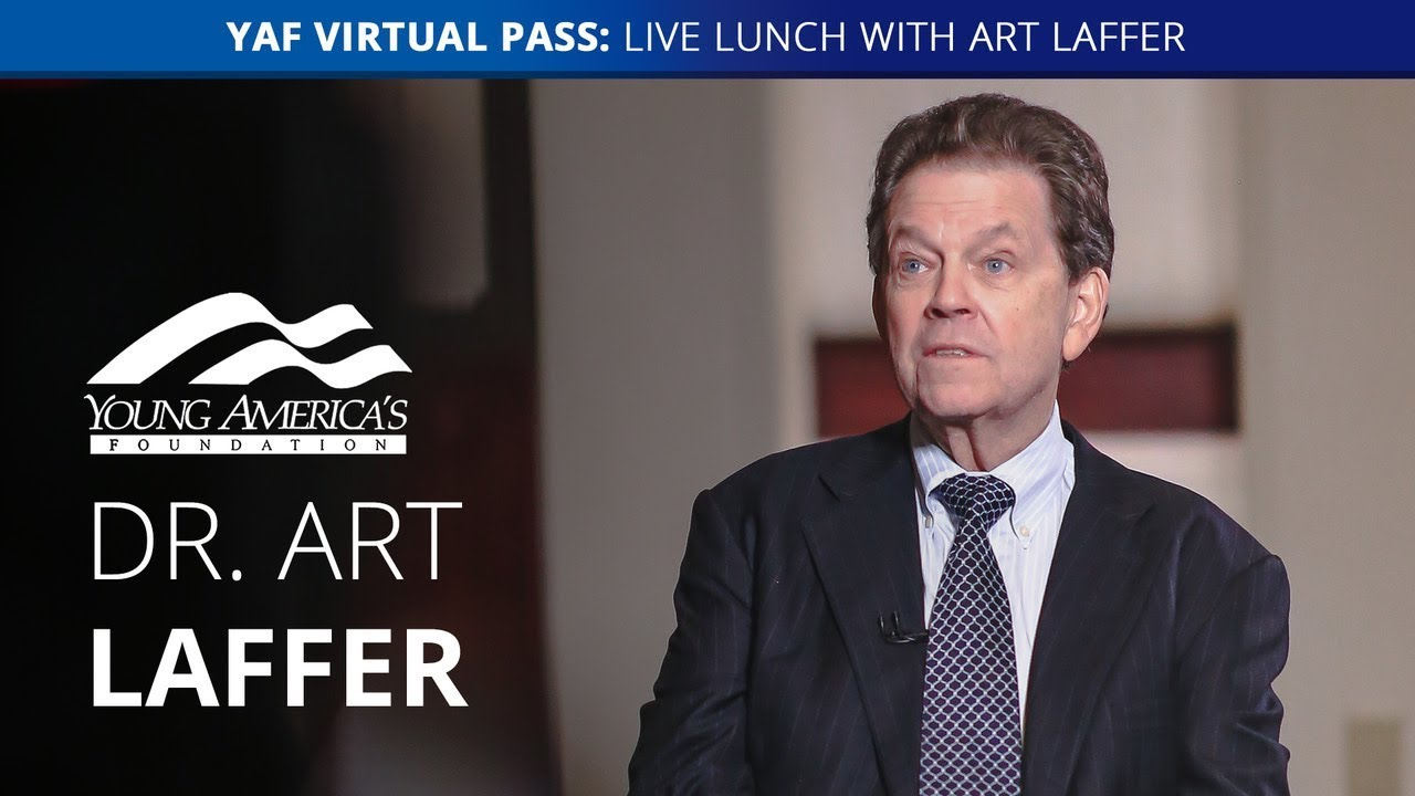 YAFTV Reagan, Trump, and the secret to soaring economies | Art Laffer LIVE at the Reagan Ranch Round