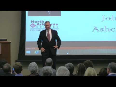 JPH John Ashcroft speaks at JPH Lecture Series