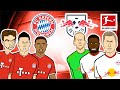 FC Bayern München vs. RB Leipzig - 3 Ways To Win Powered by 442oons