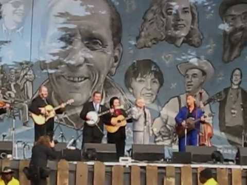 I Feel Like Singing Today--Ralph Stanley and the Clinch Mountian Boys with Jimmy Lauderdale