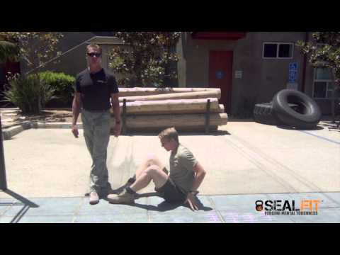 A SEAL Training Workout By SEALFIT Founder Mark Divine