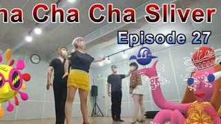 Cha Cha Cha Siver. Let's play …