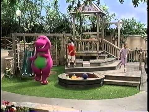 Barney's Numbers! Numbers! (VHS Version)
