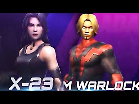 Marvel: Future Fight - X23 & Adam Warlock Update Coming Soon!