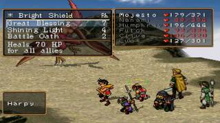 Suikoden II PS1 Boss #7