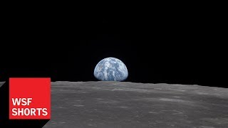 Michael Collins Recalls the View of Earth From the Moon