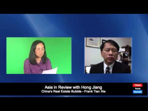 China's Real Estate Bubble with Frank Tian Xie