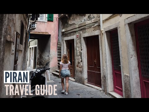 Piran Slovenia Travel Guide | Things To Do In Piran, Food And Travel Tips