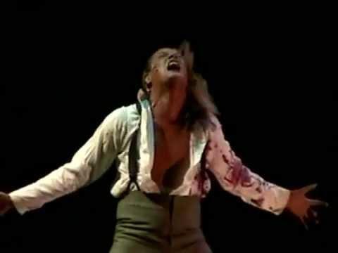 Jekyll and Hyde - Sebastian Bach - The confrontation (vidéo) !