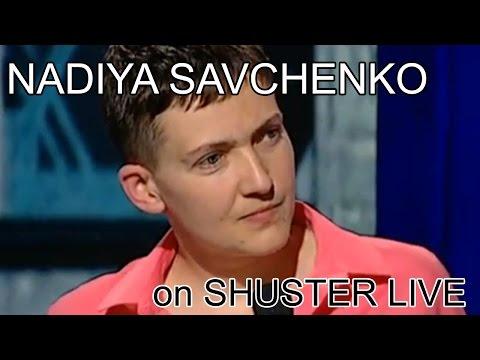 Nadiya Savchenko on Shuster LIVE - Part 2