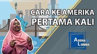 6 Cara Ke Amerika Pertamakali dari Indonesia