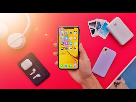 The BEST iPhone XR Accessories