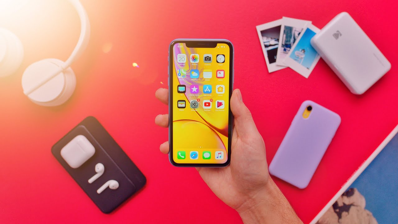 promo code 8fe0a f610c The BEST iPhone XR Accessories!