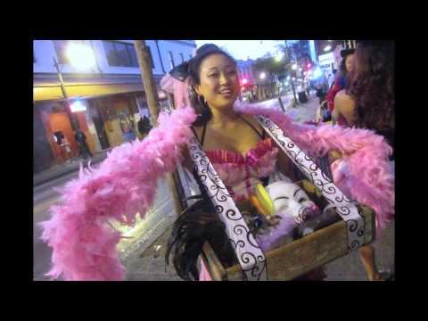 Mardi Gras Fat Tuesday Honolulu Hawaii