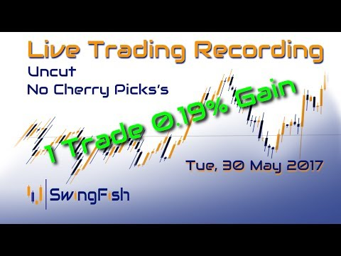 Live-Trading Forex [Tue, 30 May 2017 | +0.19% | 1 Trade]