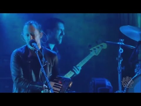 Radiohead - Full Stop Live at Lollapalooza 2016