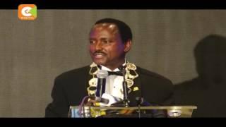 Kalonzo lauds Jubilee for taking Mashujaa Day to Machakos
