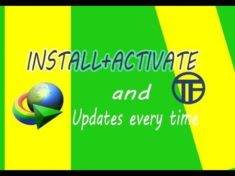 How To Install And Activate IDM And Updates Evry Time - Talking Body-tech Five