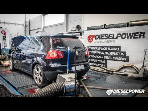 Chiptuning VW T5 2.0 TDI 4motion 103kW 140PS Race Power Tuning Box