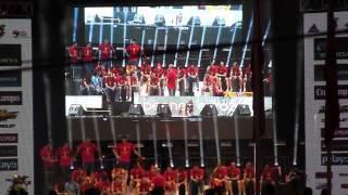 Spain, 2012 Euro Champions Celebration, Celebración España Campeones