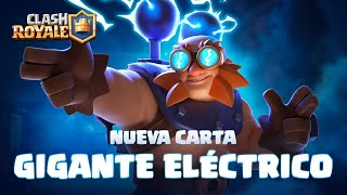 Download lagu Clash Royale: NUEVA CARTA ⚡ GIGANTE ELÉCTRICO