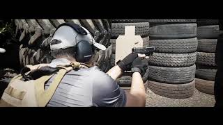 CQC CQB Training Drills