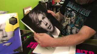Beck 'Colors' vinyl unboxing