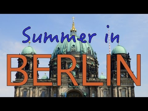 Summer in Berlin with Busabout